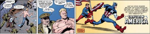CAPTAIN AMERICA Digital Comic Strip_3