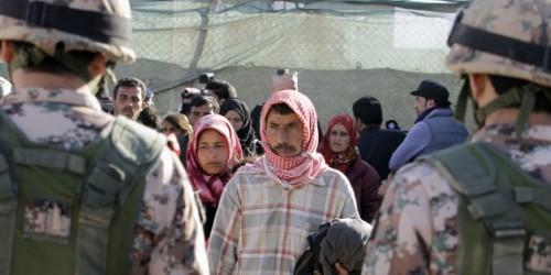 JORDAN-SYRIA-CONFLICT-REFUGEE