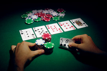semi-bluffing