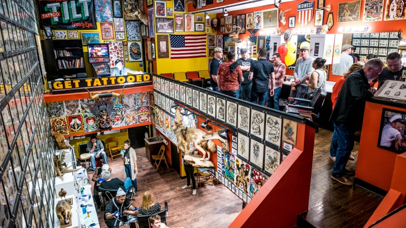 Should a tattoo artist tell you the tattoo you re asking for Philadelphia tattoo shops