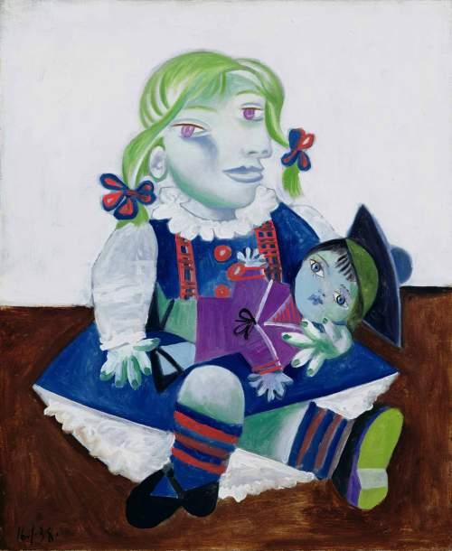 picasso-doll